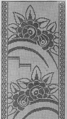 Kira scheme crochet: Scheme crochet no. 2039