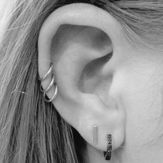 J. Colby Smith piercing