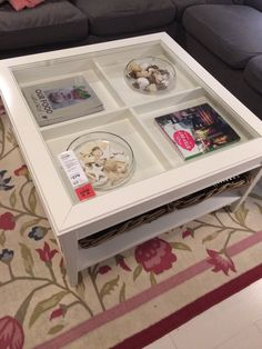 Liatorp Coffee Table Displays Front Rooms Display Ideas Guest Family Exterior Design Ikea Bats