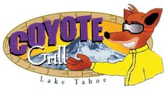 Coyote Grill, South Lake Tahoe--best homemade salsa in town! May have to check this place out!