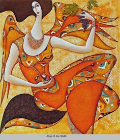Wlad Safronow - Angel of Joy ✿≻⊰❤⊱≺✿