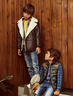 Autumn-Winter 2015/16 Collection by Mango Kids - Petit & Small