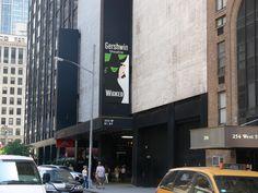 Gershwin Theater, New York City, NY