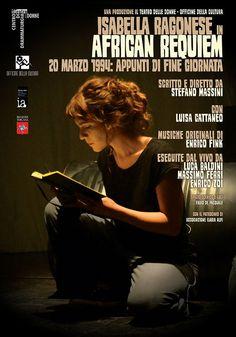 African Requiem con Isabella Ragonese
