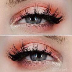 Nails Ideas Coral Eye Makeup 18 Ideas For 2019 Makeup Inspo, Makeup Inspiration, Makeup Tips, Beauty Makeup, Hair Makeup, Makeup Ideas, Cute Makeup, Pretty Makeup, Makeup Looks