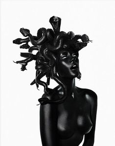 """Will you be in LA between 13th October and 5th Nov? Don't miss the  Myths, Monsters & Legends exhibition a showcasing  the collaboration between long-term friends Rankin and Damien Hirst. """"The project is an exploration of imagined narratives and monsters of past civilizations, viewed through a modern lens""""    Rankin Gallery LA, 13th October – 5th Nov"""