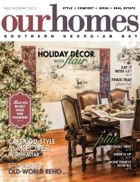 SGB Fall/Holiday 2013 - OUR HOMES