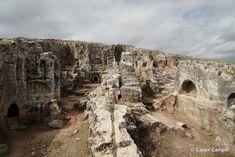 Perre Antik Kenti Ve Kaya Mezarları