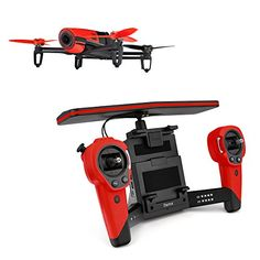【国内正規品】Parrot ドローン Bebop Drone + Skycontroller 1400万画素魚眼 ... https://www.amazon.co.jp/dp/B00UBBGGCY/ref=cm_sw_r_pi_dp_x_TaAHzbBPQR562