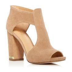 On SALE at 44% OFF! Sabrina Cutout High Heel Sandals by MICHAEL Michael Kors. Michael Michael Kors Sabrina Cutout High Heel Sandals-Shoes