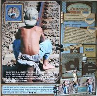 A Project by Desire Vorster from our Scrapbooking Gallery originally submitted 02/05/07 at 10:00 AM