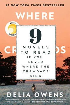 books to read Looking for books like Where the Crawdads Sing? This list of similar suggestions will help you pick another winning novel to read next! Kya is hard to forget, but these simi Books You Should Read, Best Books To Read, I Love Books, My Books, Books To Read For Women, Great Books, Book Suggestions, Book Recommendations, Book Club Reads