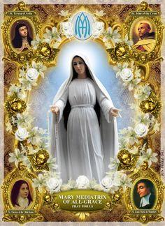 Cum Petro et sub Petro: Semper: A Excelsitude de Maria ou a Justíssima Veneração d... Alegrai-Vos, ó Virgem Maria, alegrai-Vos mil vezes!
