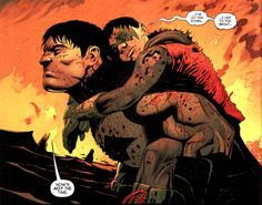Who's Your Daddy: Examining the Parental Relationship between Bruce and Damian Wayne | Sequart Research & Literacy Organization