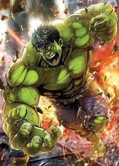 Immortal Hulk Battle Lines Variant (Marvel, NM Avengers Girl, Marvel Avengers Comics, Avengers Characters, Avengers Quotes, Hulk Avengers, Hulk Marvel, Hulk Tattoo, Angry Hulk, Superhero Academy