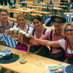 Let's start to celebrate #Oktoberfest! O'zapft is! #39JFK
