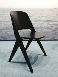 Lavitta chair designed by Poiat.