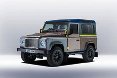 Land #Rover announced recently the end of production for their mythical Defender after 67 years of success, but before the final day arrives, the #British company wanted with the help of Paul #Smith create another unique and special one-off #Defender at Limitio: http://www.limitio.com/articles/limited-edition-cars/paul-smith-designs-a-one-off-land-rover-defender
