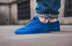 Vans Old Skool Canvas Mono