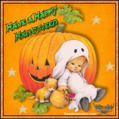 I want to share this Cute Child Halloween Halloween picture from Dazzle Junction with you. Click to view.