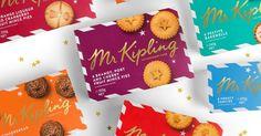 Mr Kipling Australia New Seasonal Range         on          Packaging of the World - Creative Package Design Gallery