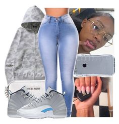 """"""""""" by theyknowniyaaa ❤ liked on Polyvore featuring MICHAEL Michael Kors and NIKE Swag Outfits For Girls, Teen Girl Outfits, Cute Swag Outfits, Girls Fashion Clothes, Dope Outfits, Teen Fashion Outfits, Cute Fashion, Trendy Outfits, Teen Clothing"""