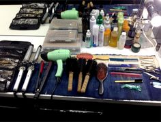 Hairstylist Adir Abergel's Oscars hair kit