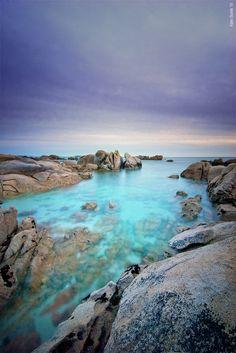 Pedras Negras, San Vicente do Mar, O Grove, Pontevedra, España