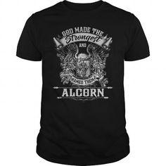 Cool ALCORN ALCORNYEAR ALCORNBIRTHDAY ALCORNHOODIE ALCORNNAME ALCORNHOODIES  TSHIRT FOR YOU T-Shirts