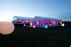 Corporate Event - Eventzelt Jubiläum VIP #Eventzelt #Eventbeleuchtung #Zeltdekoration