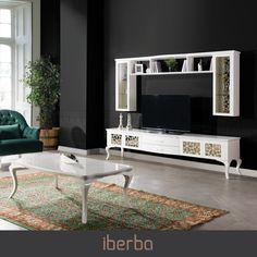Luna #iberbamobilya #mobilya #furniture #ahşap #wooden #yatakodasi #bedroom #yemekodasi #diningroom #ünite #tvwallunits #yatak #bed #gardrop #wardrobe #masa #table #sandalye #chair #konsol #console #dekor #decor #dekorasyon #decoration #koltuk #armchair #kanepe #sofa  #evdekorasyonu #homedecoration #homesweethome #içmimar #icmimar #evim #home