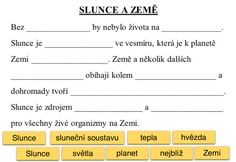 Slunce a země thumbnail Clock Worksheets, Education, School, Google, Projects, Onderwijs, Learning