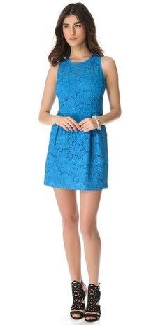 Nanette Lepore Treasure Dress