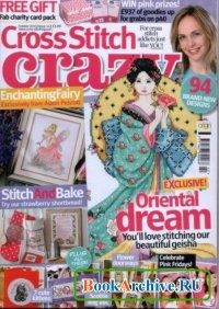Cross Stitch Crazy Issue 142 October 2010  Hardcopy