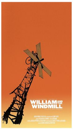 Remake: Movie Posters - William and the Windmill Film Poster Design, Movie Poster Art, Graphic Design Posters, Film Posters, Graphic Design Inspiration, Poster Designs, Alternative Movie Posters, Typography Poster, Beautiful Artwork