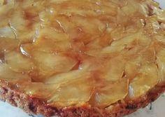 Ανάποδη νηστίσιμη μηλόπιτα συνταγή από τον/την Korina Zervidou - Cookpad Hawaiian Pizza, Apple Pie, Desserts, Food, Tailgate Desserts, Deserts, Essen, Postres, Meals
