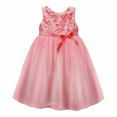 df5dc1ff0443 Marmellata Coral Soutache Dress - JCPenney Girls Easter Dresses