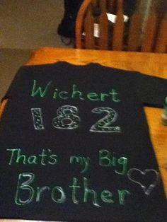 Wrestling t-shirt(: