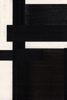 Arjan Janssen, charcoal on paper