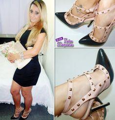 Amo essa sandália, gosto da cor, altura e conforto. Ultimamente ela tem sido minha opção para vários looks. Ela é dá loja #MartofChina  #Look #Blogger #Lookoftheday #Fashion #RJ #Style #Girls #Dress #Love #Fashionblogger #Brazil