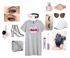 """""""Untitled #1"""" by helencuevaspimenetelhcp ❤ liked on Polyvore featuring beauty, Yves Saint Laurent, Gap, Sole Society, GUESS, FOSSIL, Casetify, STELLA McCARTNEY and Guerlain"""