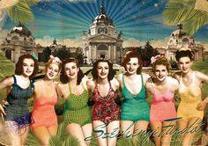 Postcard - Budapest - Szechenyi Spa. Ft400.00, via Etsy.