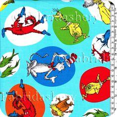 Celebrate Seuss - Robert Kaufman - £2.95 FQ
