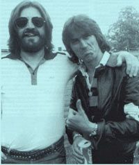 drummer cozy with bonzo