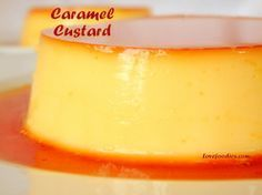 Creme Caramel Custard -See easy to follow instructions on how to make a silky smooth dessert to die for!
