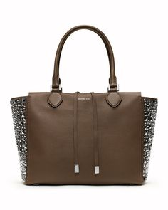 Michael Kors Stud-Side Tote