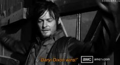 gif LOL ** twd the walking dead Daryl Dixon Norman Reedus