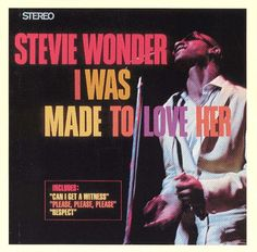I Was Made to Love Her - Stevie Wonder   Songs, Reviews, Credits   AllMusic