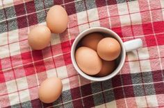 Cook an Egg in a Mug in 90 Seconds