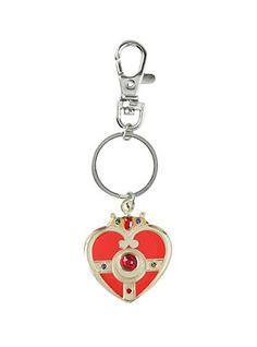 Sailor Moon Cosmic Heart Key Chain,